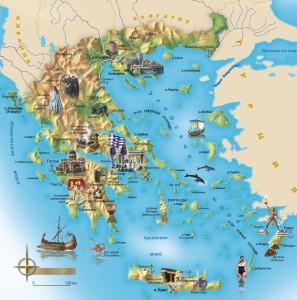 Miesiąc w Grecji