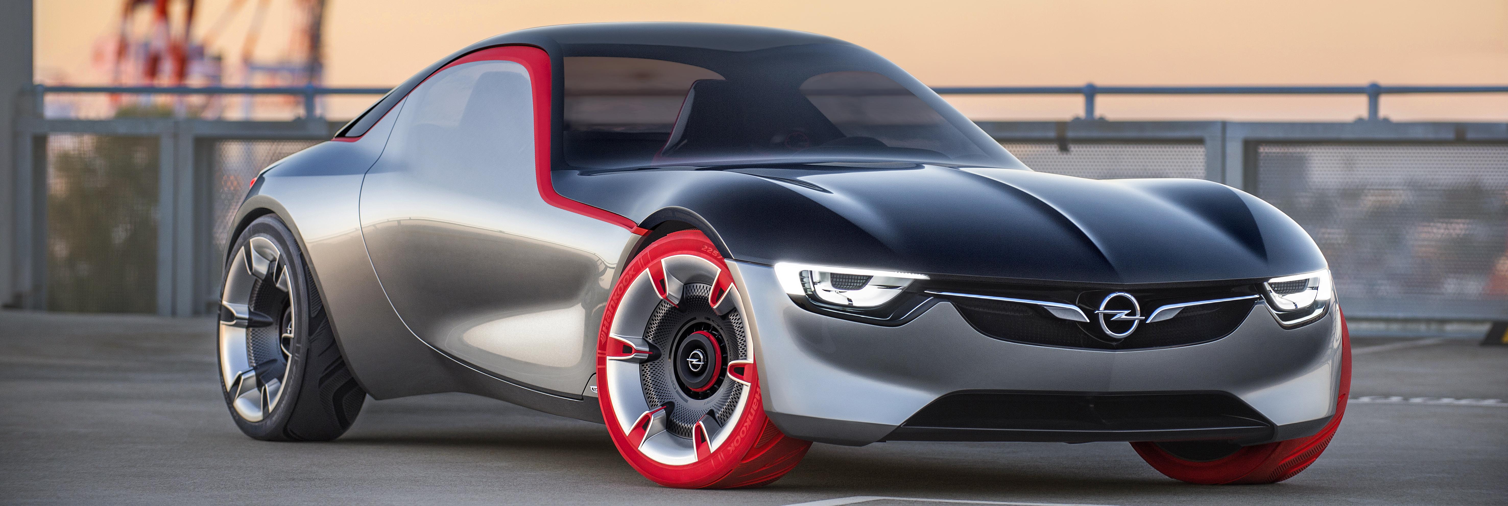 Opel GT Concept – nowe spojrzenie na projektowanie sportowych aut!