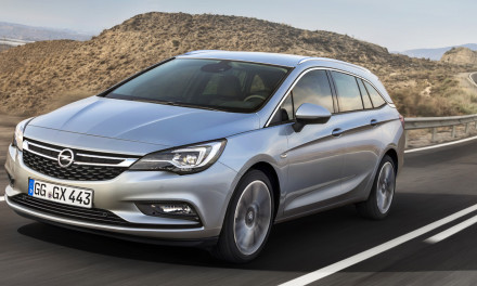 OPEL ASTRA SPORTS TOURER (KOMBI) TEST 2016