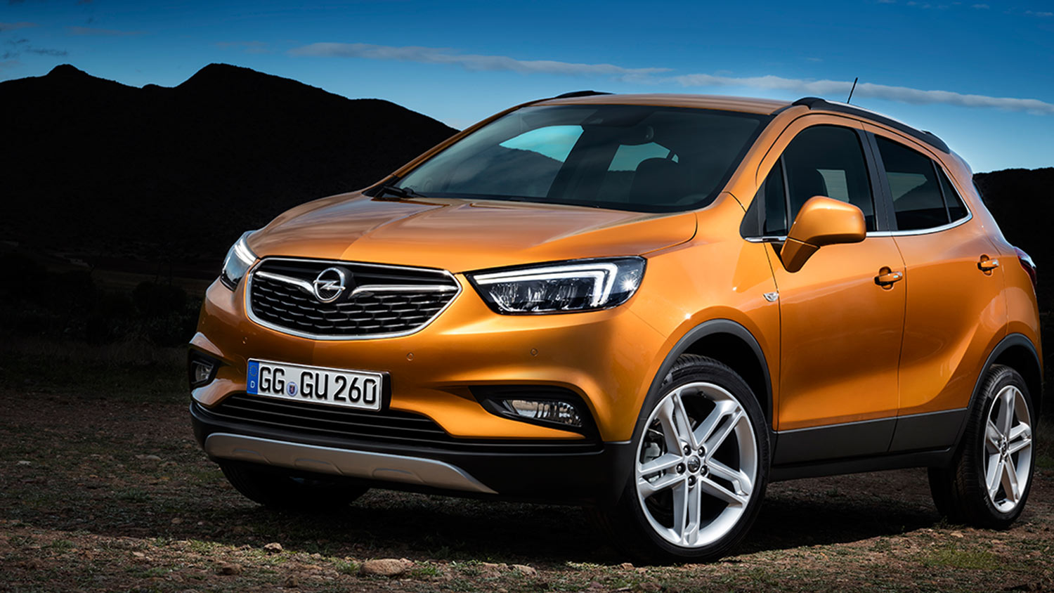 opel mokka x 2017 pictures information specs autos post. Black Bedroom Furniture Sets. Home Design Ideas