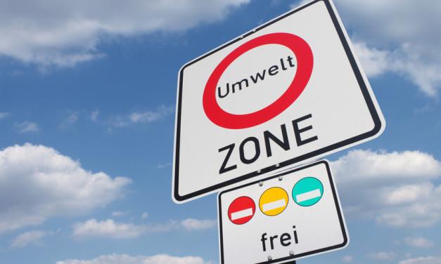 Nalepka ekologiczna – kup przed wyjazdem do Niemiec