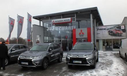 Mitsubishi w Radomiu – oficjalnie