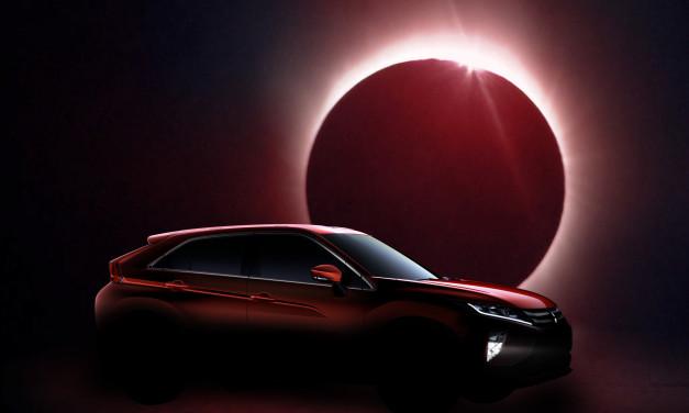 """Mitsubishi Motors nazywa nowego kompaktowego SUV-a """"Eclipse Cross"""""""
