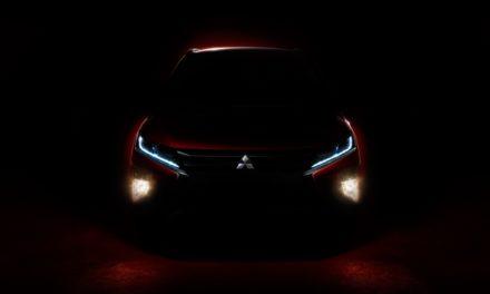 Mitsubishi Eclipse Cross na zewnątrz