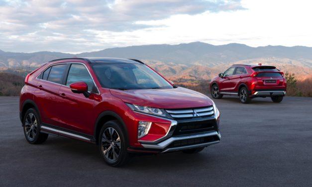 Mitsubishi Eclipse Cross – specyfikacja i cennik