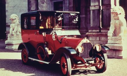 Mitsubishi Model A – kiedy wszystko się zaczęło