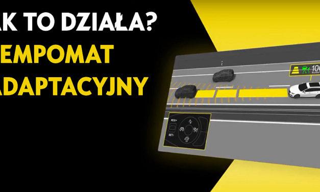 Jak to działa? Tempomat adaptacyjny w samochodach Opel