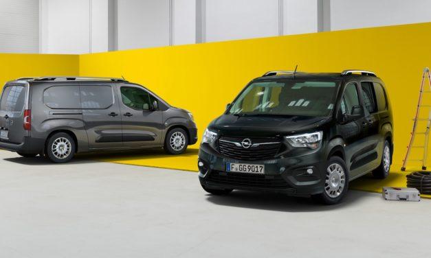 Nowy Opel Combo Cargo 2018 – rzut okiem na dostępne wersje.