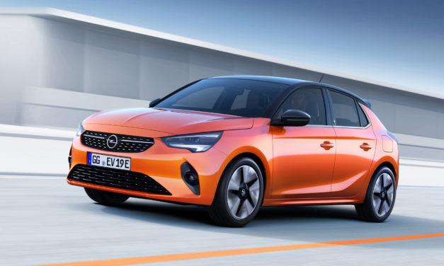 Nowa Corsa-e w pełni elektryczna. Premiera w tym roku!