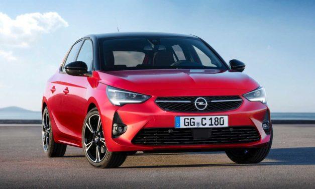 Nowy Opel Corsa F – szósta generacja bestsellera już niebawem
