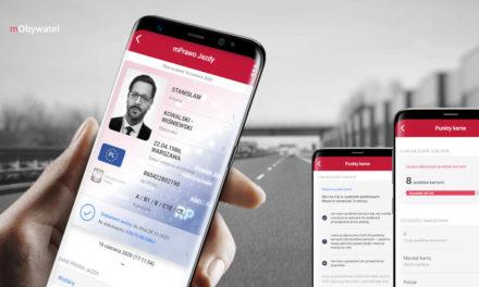 Prawo jazdy w aplikacji mObywatel już od 5 grudnia!