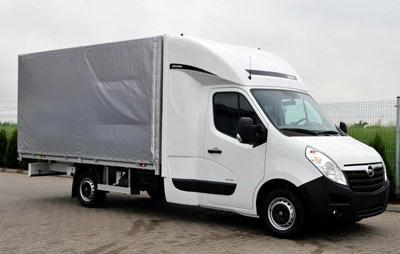 Masywnie Busy do 3,5 t, KAT. B - Dostawcze Dixi-Car UI43