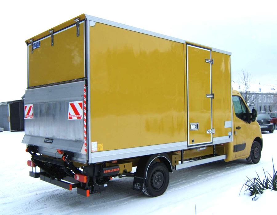 W superbly Busy do 3,5 t, KAT. B - Dostawcze Dixi-Car JI84