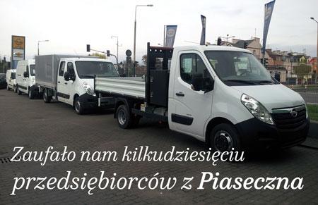 Ogromny Samochody Dostawcze PIASECZNO. Dmc 3,5 t - Dixi-Car FR33
