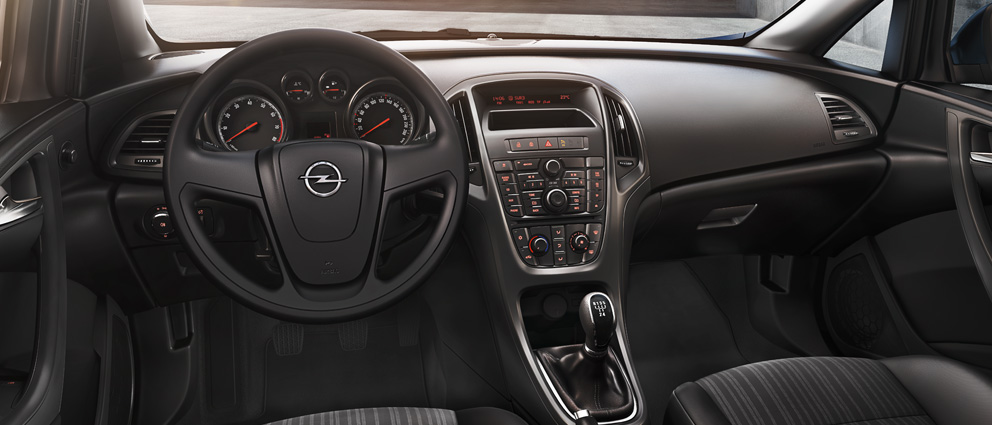 Opel astra fotki opel dixi car for Opel astra 2014 interior