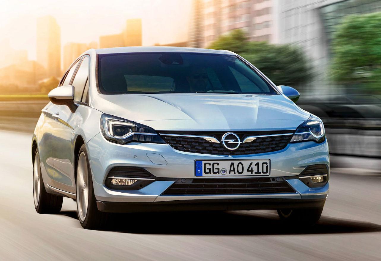 Nowa Astra V Lift 2019 2020 Opel Dixi Car
