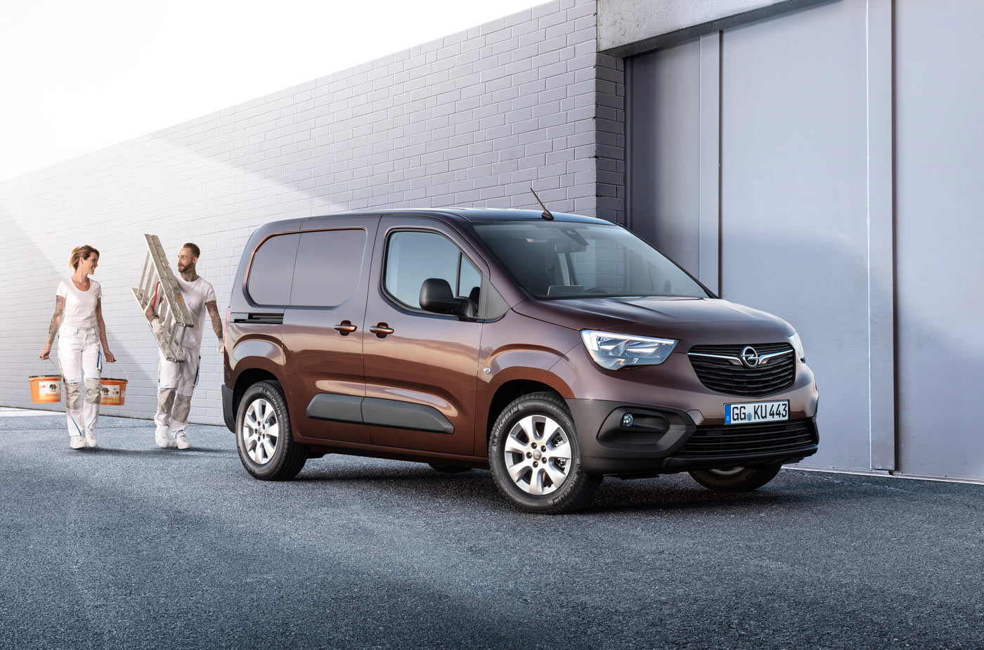 Nowy Opel Combo E CARGO OPEL Dixi Car