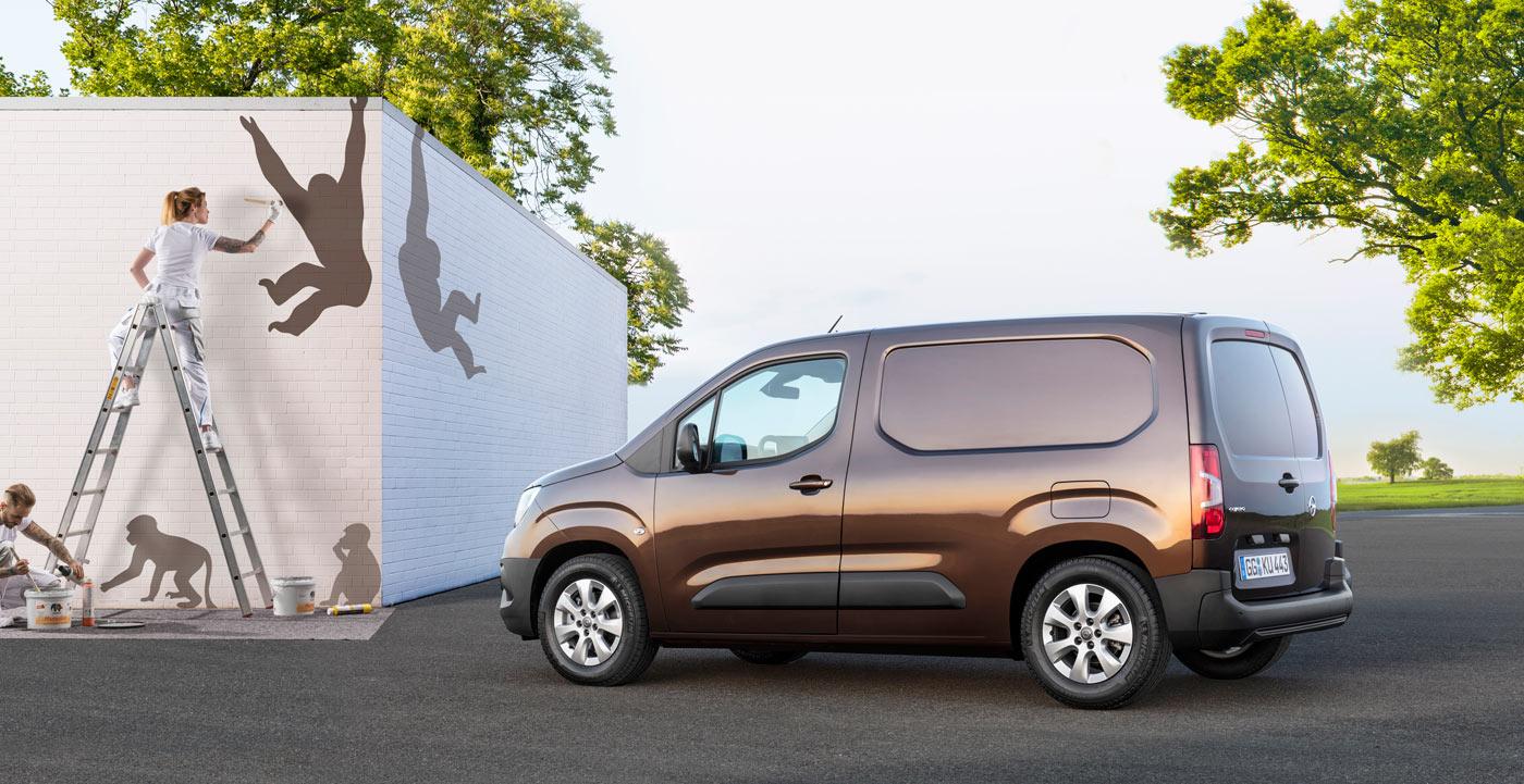 nowy opel combo e cargo 2018 2019 opel dixi car. Black Bedroom Furniture Sets. Home Design Ideas