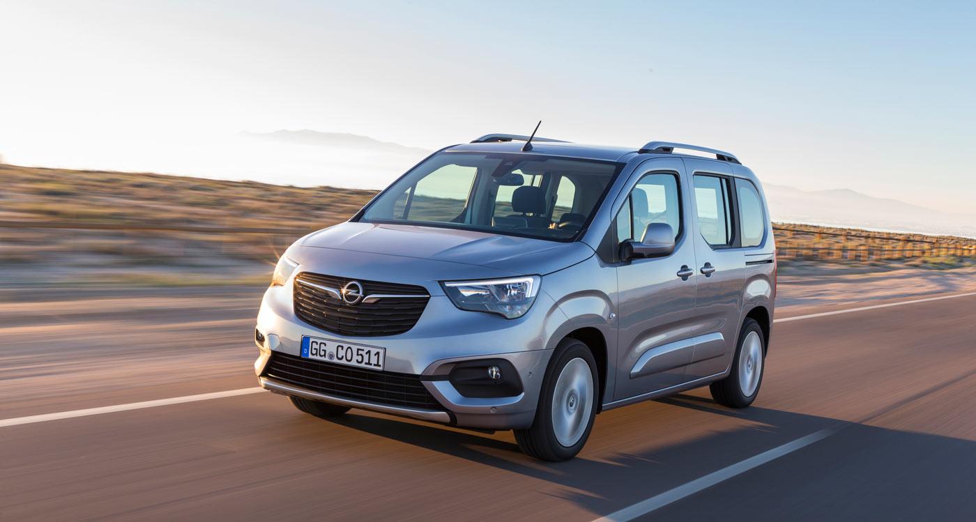 Nowy Opel Combo Life 2018 2019 Opel Dixi Car
