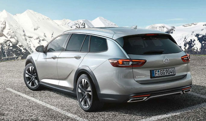 CUV: Opel Insignia Country Tourer