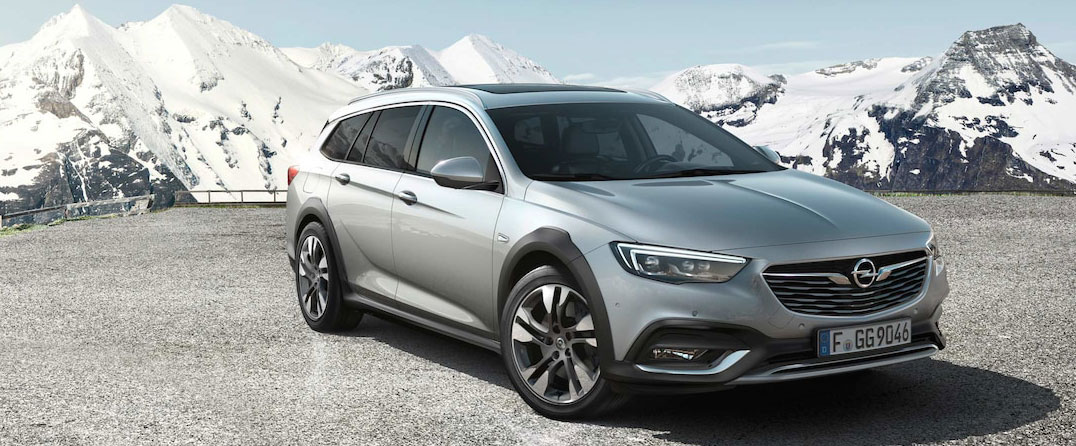 Nowy Opel Insignia B Country Tourer