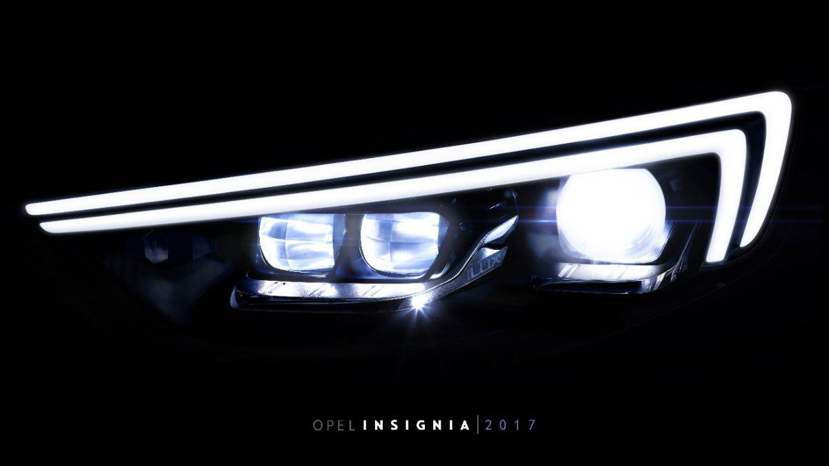 lampy led opel
