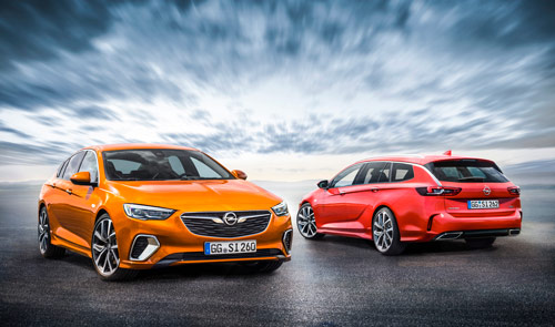 Insignia GSi Grand Sport, Sports Tourer