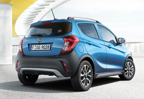Nowy Opel KARL ROCKS 2019 - Dixi-Car