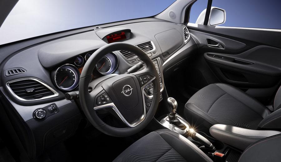 nowy opel mokka x model 2019 - dixi-car
