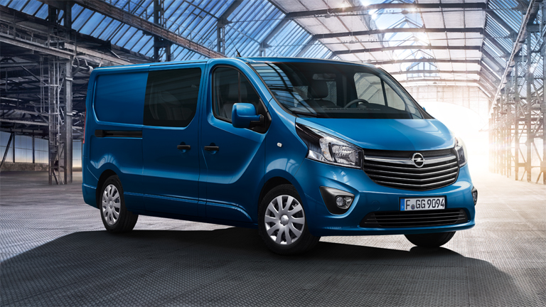 Nowy Opel Vivaro - Salon Dixi-Car