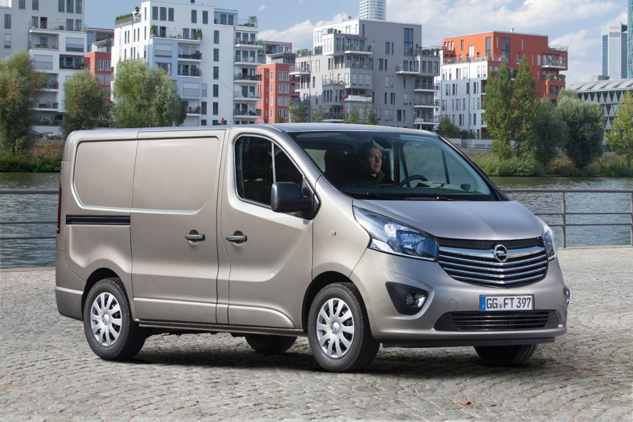 Nowy Opel Vivaro Salon Dixi Car