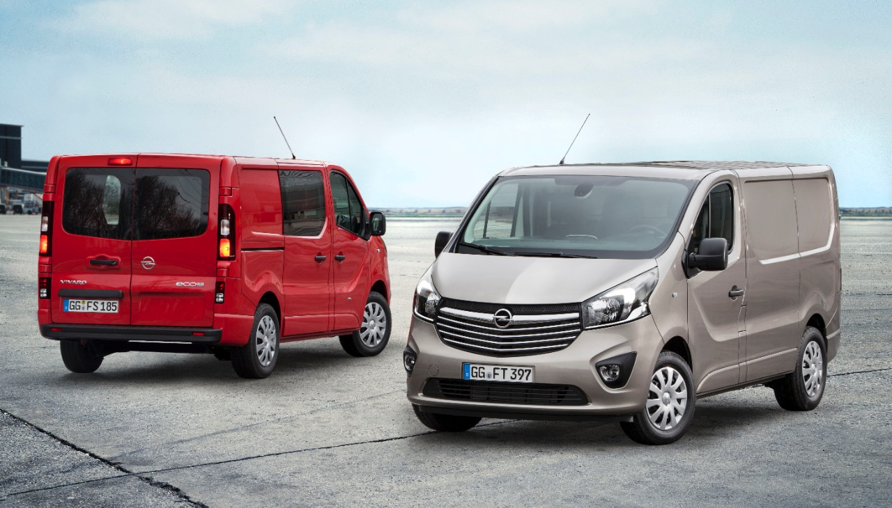 Nowy Opel Vivaro  Salon DixiCar