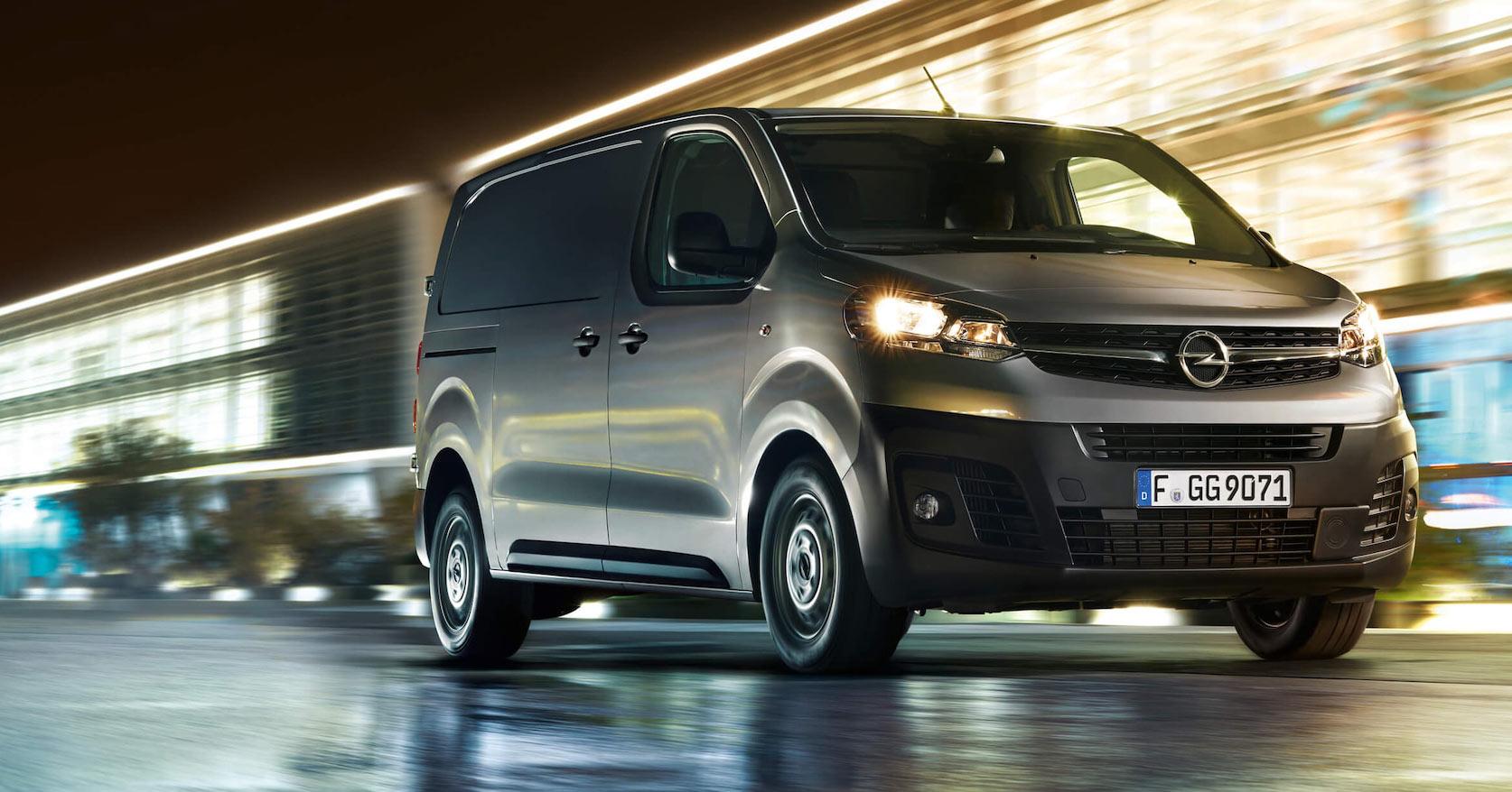 Nowy Opel Vivaro C Ceny Dostawcze Dixi Car
