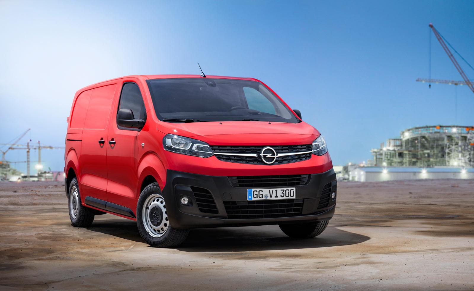 Nowy Opel Vivaro C 2019 2020 Opel Dixi Car