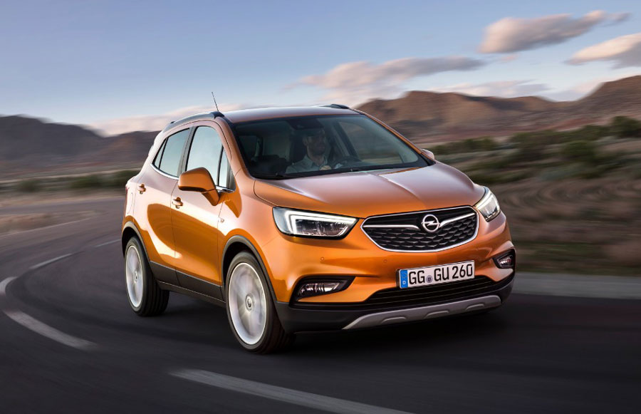 nowy opel mokka x model 2018 dixi car. Black Bedroom Furniture Sets. Home Design Ideas