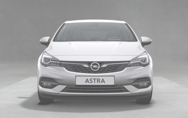 Astra V 5dr Elite B16SHT AT6 200KM