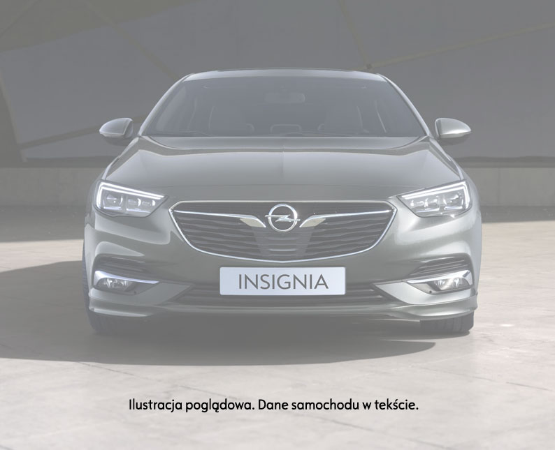 NOWA INSIGNIA GS INNOVATION  1.5 165KM MT6 S&S 5DR