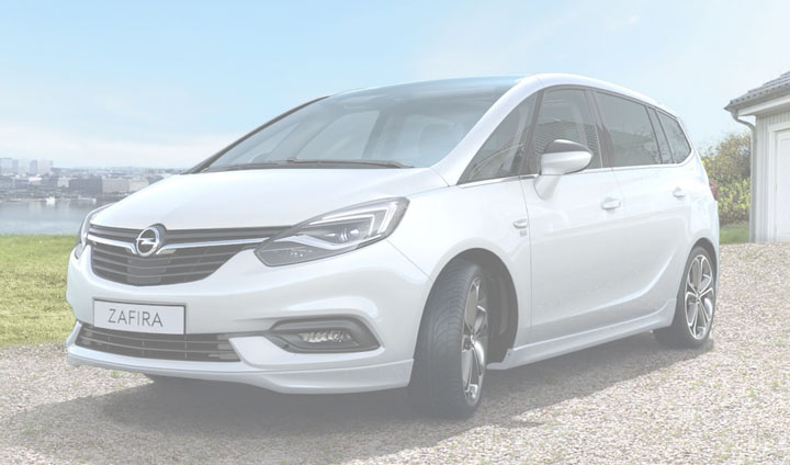 Zafira Elite B20DTH AT6 170KM
