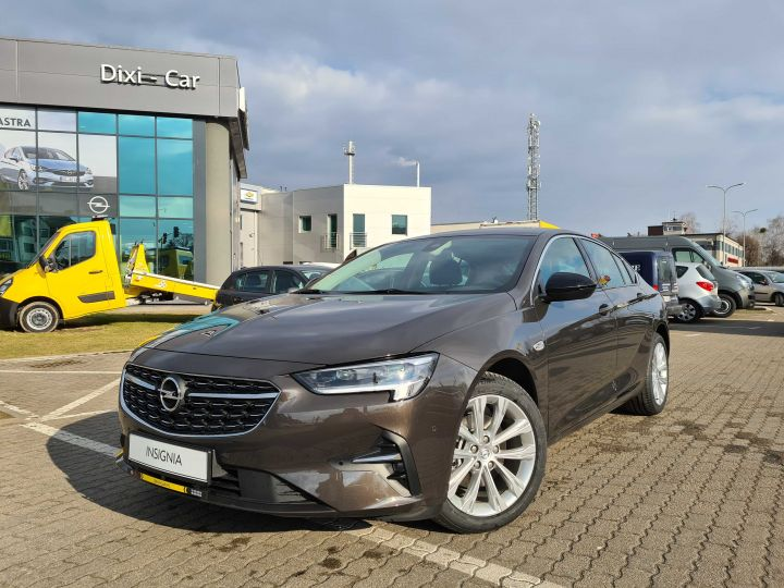 Insignia GS Business Elegance F2.0SHT 170KM AT9 Start&Stop