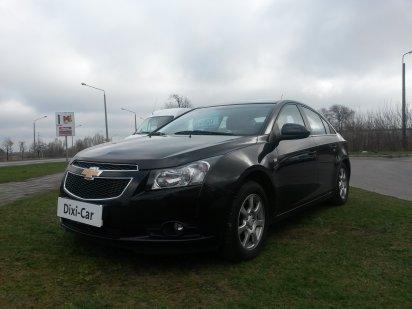 Chevrolet Cruze LT+ PREMIUM 1.7 130 KM DIESEL, rok. prod. 2012