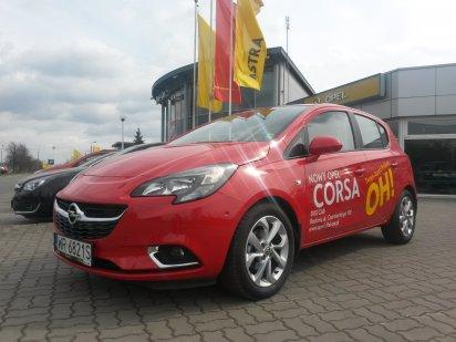Opel Corsa 1,4 90KM Salon Polska