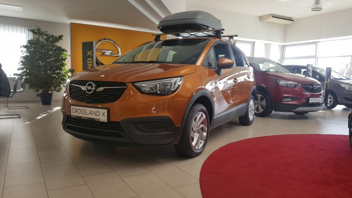 Opel Crossland X 1.2 110KM Enjoy
