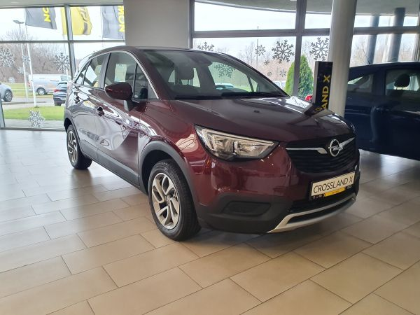 Opel Crossland X 1.2 130KM Elite