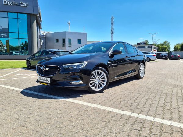 Insignia 5DR Elite D1.5XFT 165KM MT6 Start&Stop
