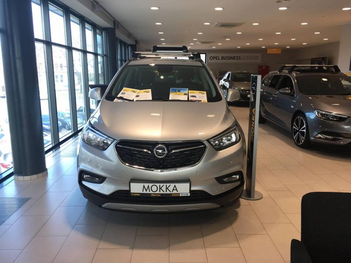 MOKKA X ENJOY 1.4 140KM AT6