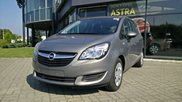 Opel Meriva Enjoy 1.4 100KM 5MT