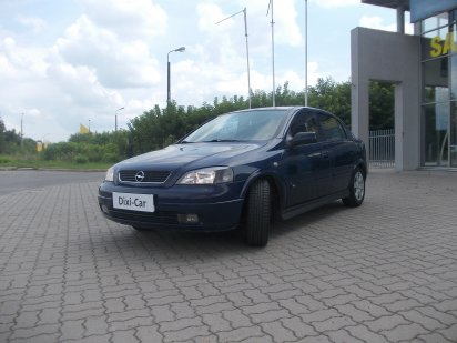 Opel Astra II 1,6 100 KM z LPG Klima