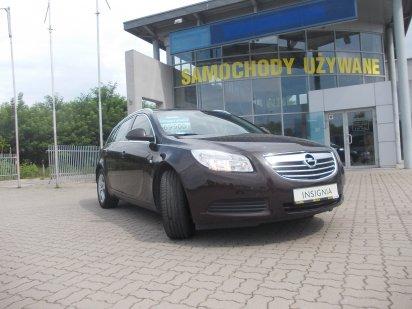 Opel Insignia 2.0 CDTI KOMBI 160 KM