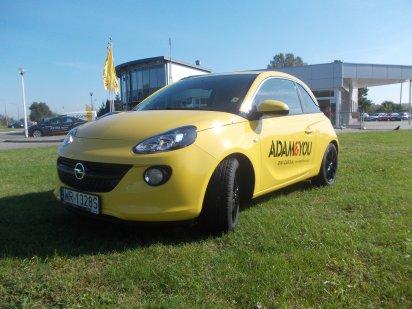 Opel Adam 1,4 100KM