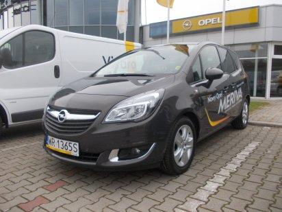 Opel Meriva 1,4 120KM Fabryczna Instalacja LPG